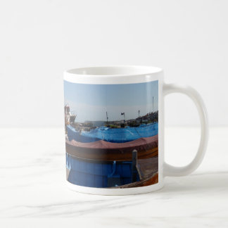 Fishing Boats In Kent Coffee Mug