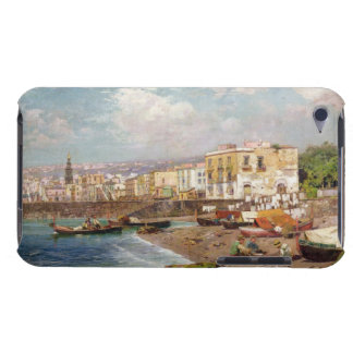 Fishing Boats on the Beach at Marinella, Naples (o iPod Touch Case