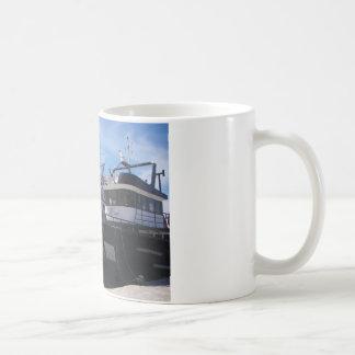 Fishing Boats On The Bosporus Coffee Mug