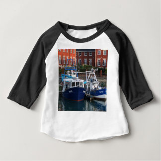 Fishing boats, Portsmouth, England Baby T-Shirt