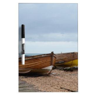 Fishing Boats Rosie II And Rudi Dry-Erase Board
