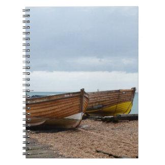 Fishing Boats Rosie II And Rudi Journal