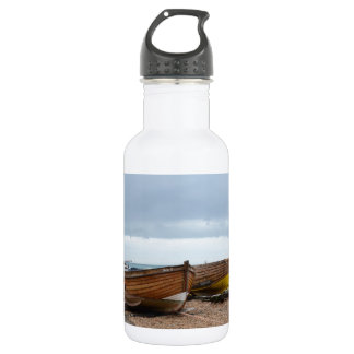 Fishing Boats Rosie II And Rudi Stainless Steel Water Bottle