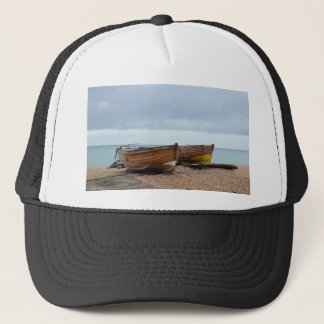 Fishing Boats Rosie II And Rudi Trucker Hat