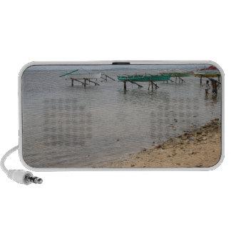 Fishing boats travel speaker