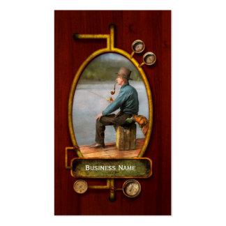 Fishing - Booze hound 1922 Business Card