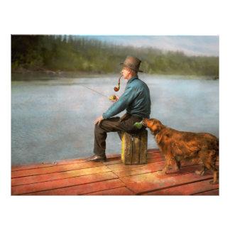 Fishing - Booze hound 1922 Flyer