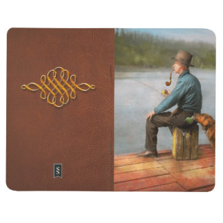 Fishing - Booze hound 1922 Journal