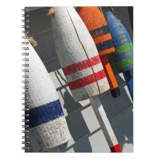 Fishing Bouy Notebook