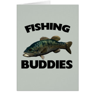 FISHING BUDDIES CARDS