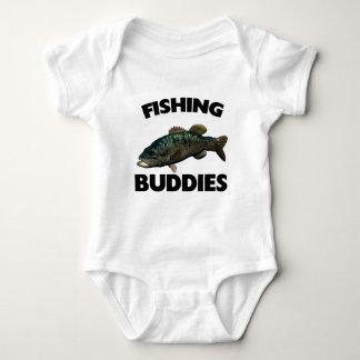 FISHING BUDDIES INFANT CREEPER