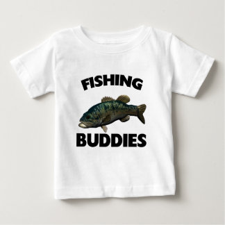 Matching father and son baby clothes apparel zazzle for Baby fishing shirts