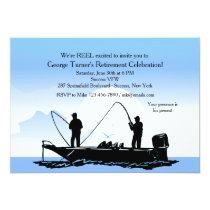 Fishing Buddies Invitation