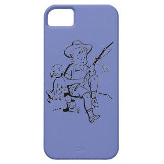 Fishing Buddies iPhone SE/5/5s Case