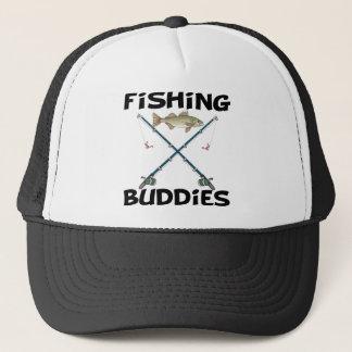 Fishing Buddies Trucker Hat