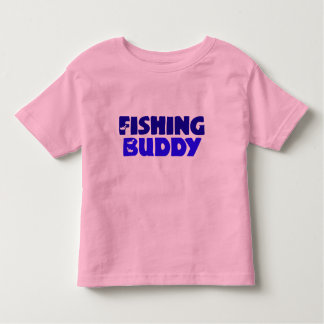 Fishing Buddy Ring T-shirt