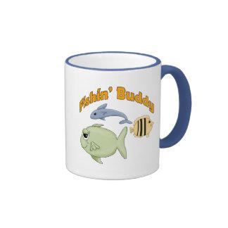 Fishing Buddy T-shirts and Gifts Mug