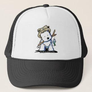 Fishing Buddy Westie Cap