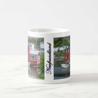 Fishing Buildings Newfoundland Souvenir Mug