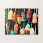 "Fishing Buoys- Maine Jigsaw Puzzle<br><div class=""desc"">Fishing Buoys</div>"