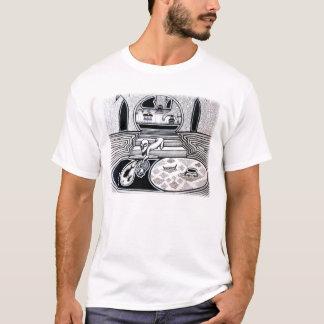 Fishing by Hand T-Shirt
