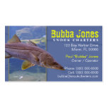 Fishing Charters Business Card