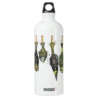 Fishing day water bottle
