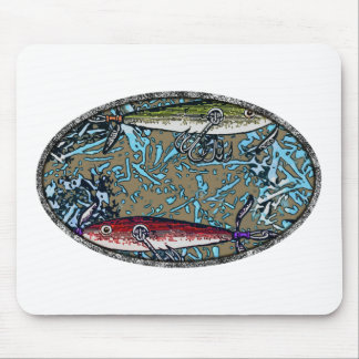 fishing Days Mouse Pad