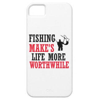 fishing design iPhone SE/5/5s case