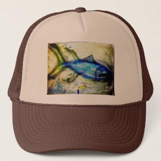Fishing Diaries #6 Trucker Hat