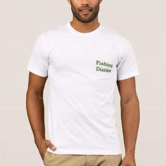 Fishing Diaries - Cosmos T-Shirt