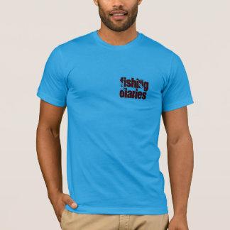 Fishing Diaries - Quantum Fishing T-Shirt