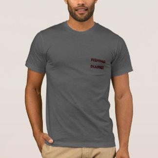 Fishing Diaries - Tunalogy T-Shirt