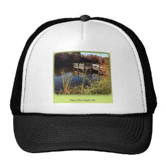 Fishing Dock Trucker Hat