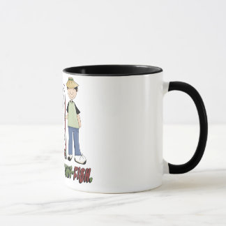 Fishing Eat Sleep Breathe Mug