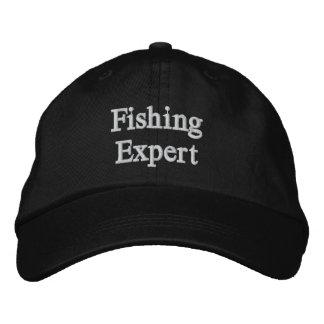 Fishing Expert Baseball Cap