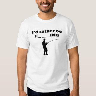 fishing fan shirt