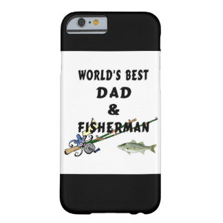 Fishing Father Best Dad Barely There iPhone 6 Case