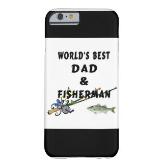 Fishing Father Best Dad iPhone 5C Cover