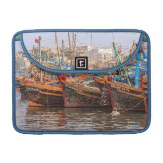 Fishing fleet MacBook pro sleeve