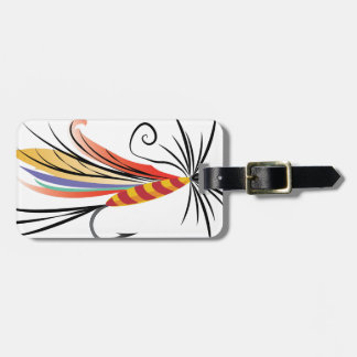 Fishing Fly Bag Tag