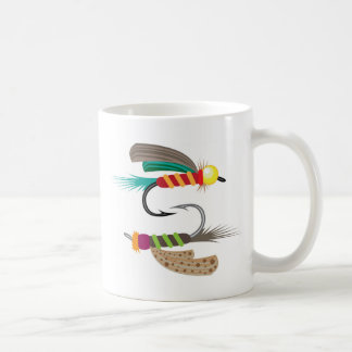 Fishing Fly Coffee Mug