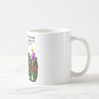 Fishing - Fly Fishing - Fly line Coffee Mug