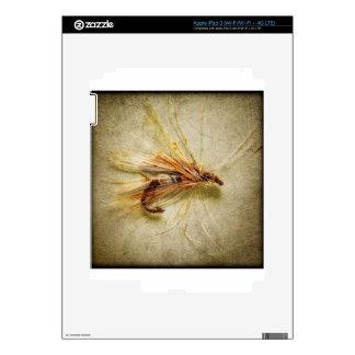 Fishing Fly iPad 3 Decal