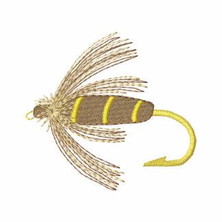 Fishing Fly Polo Shirt