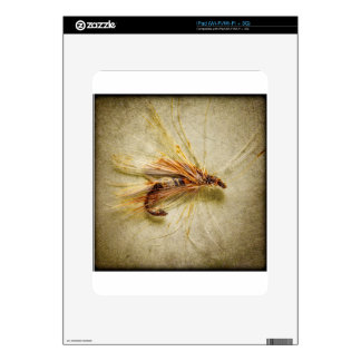 Fishing Fly Skin For The iPad