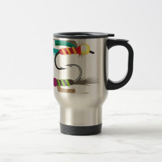 Fishing Fly Travel Mug
