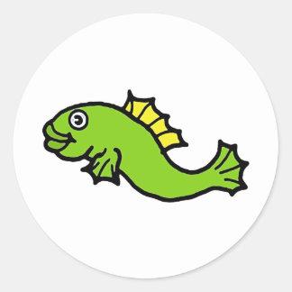 Fishing Fool Stickers