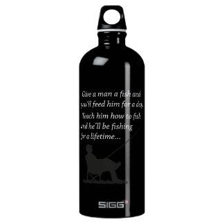 Fishing for a Lifetime SIGG Traveler 1.0L Water Bottle
