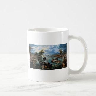 Fishing for Souls by Adriaen van de Venne Coffee Mug